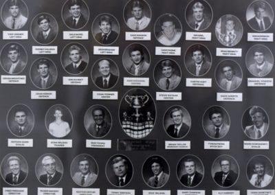 1984-1985 Prince Albert Raiders