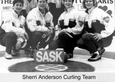 1994/1995 Sherry Anderson Rink – Team