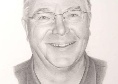 Larry Hammet – Meritorious Service