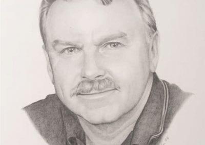 Perry Hulowski – Meritorious Service
