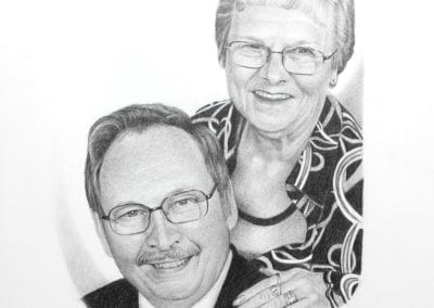 Don & Ethel Hlewka – Builders
